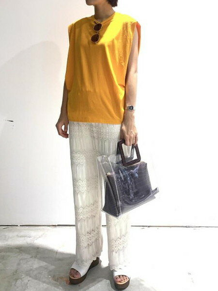 ADAM ET ROPE'のコーディネートを紹介します。|Rakuten Fashion(楽天ファッション/旧楽天ブランドアベニュー)34795