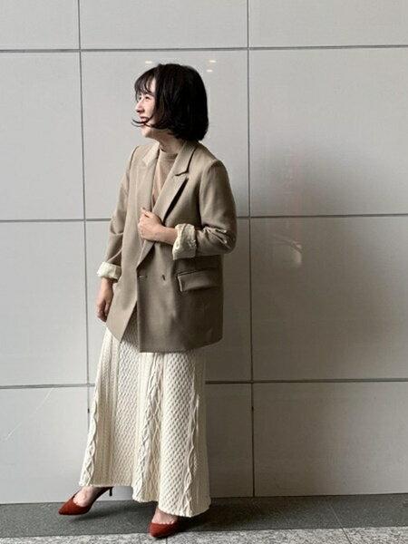 ADAM ET ROPE'のコーディネートを紹介します。|Rakuten Fashion(楽天ファッション/旧楽天ブランドアベニュー)39340