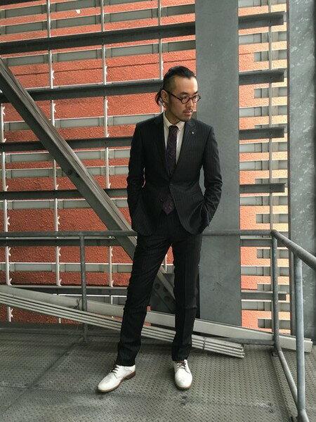 TAKEO KIKUCHI カットソーのコーディネート