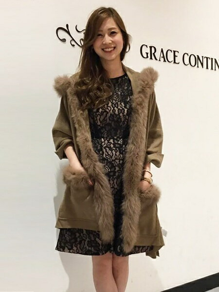 GRACE CONTINENTALのコーディネート