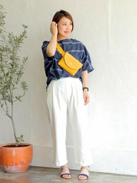 LBCさんのバッグその他「ベルトウエストバッグ」を使ったコーディネートを紹介します。|ファッション通販楽天ブランドアベニュー(旧スタイライフ Stylife)23653