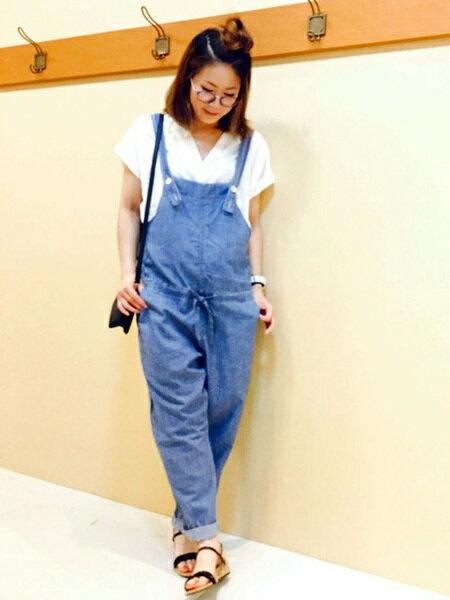 LBCのサイロフィルオープンカラーブラウスを使ったコーディネートを紹介します。 Rakuten Fashion(楽天ファッション/旧楽天ブランドアベニュー)24019