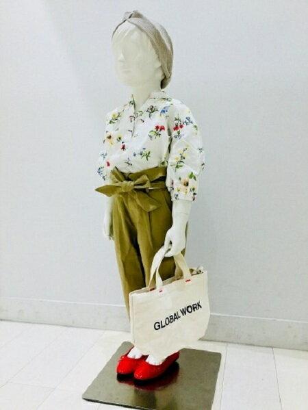 GLOBAL WORKのGW 2WAYロゴBAGミニを使ったコーディネートを紹介します。|Rakuten Fashion(楽天ファッション/旧楽天ブランドアベニュー)32243