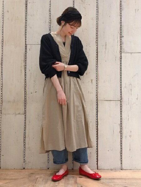 GLOBAL WORKさんのカチューシャ/ヘアバンド「(W)ヒネリターバン」を使ったコーディネートを紹介します。|ファッション通販楽天ブランドアベニュー(旧スタイライフ Stylife)32476