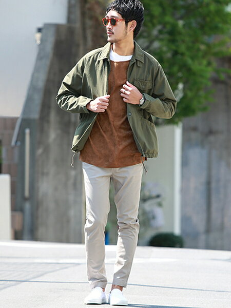 BEAMS MEN コート/ジャケットのコーディネート