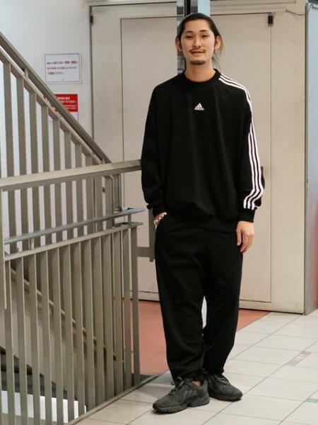 BEAMS MENさんのスニーカー/スリッポン「adidas Originals for BEAMS / YUNG-1」を使ったコーディネートを紹介します。|ファッション通販楽天ブランドアベニュー(旧スタイライフ Stylife)32605