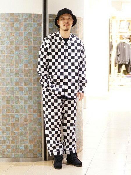 BEAMS MENさんのフルレングス「BEAMS / パジャマ パンツ」を使ったコーディネートを紹介します。|ファッション通販楽天ブランドアベニュー(旧スタイライフ Stylife)33294