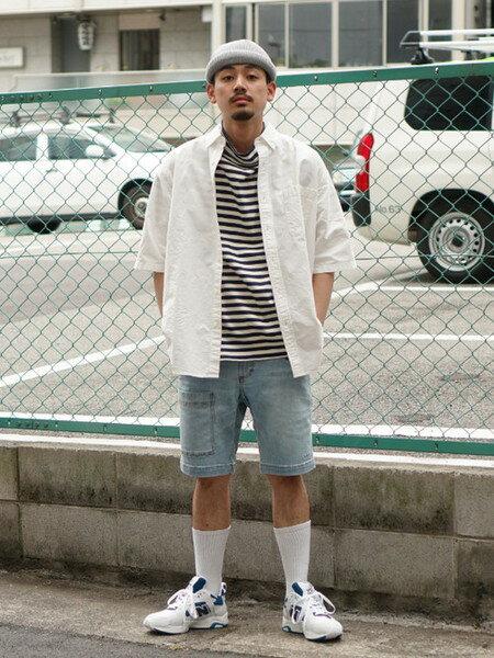 BEAMS MENさんのソックス/靴下「BEAMS / dralon リブ 2P ソックス <新着>」を使ったコーディネートを紹介します。|ファッション通販楽天ブランドアベニュー(旧スタイライフ Stylife)35005