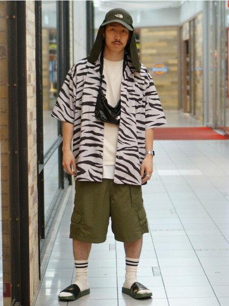 BEAMS MENのGOODWEAR / ポケット Tシャツを使ったコーディネートを紹介します。|Rakuten Fashion(楽天ファッション/旧楽天ブランドアベニュー)35419