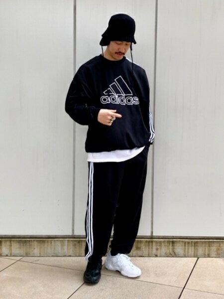 BEAMS MENのMighty Shine / マッシュ バケットハットを使ったコーディネートを紹介します。|Rakuten Fashion(楽天ファッション/旧楽天ブランドアベニュー)41995