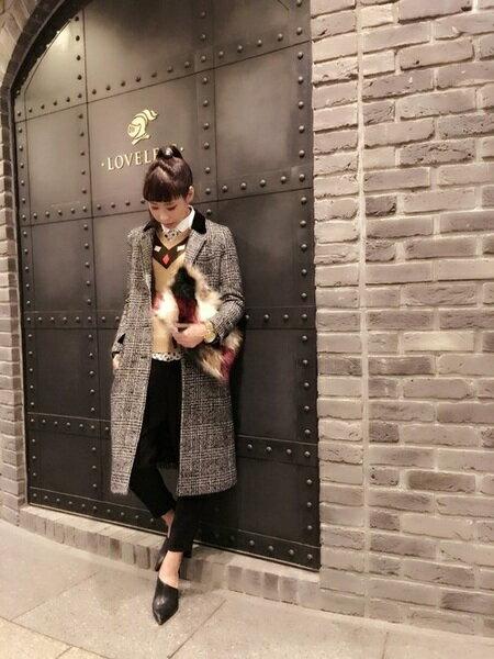 LOVELESS コート/ジャケットのコーディネート