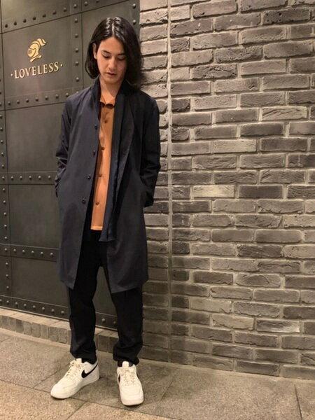 GUILD PRIMEさんのスラックス/ドレスパンツ「【LF】MEN セットアップタックパンツ」を使ったコーディネートを紹介します。|ファッション通販楽天ブランドアベニュー(旧スタイライフ Stylife)33244