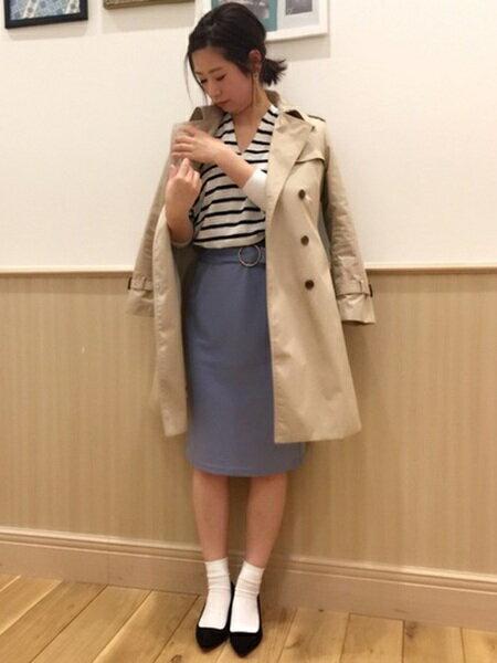 ViS コート/ジャケットのコーディネート