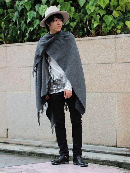 TORNADO MART コート/ジャケットのコーディネート