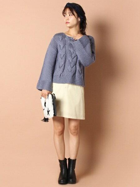 PAGEBOY スカートのコーディネート