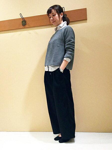 ikka シャツ/ブラウスのコーディネート