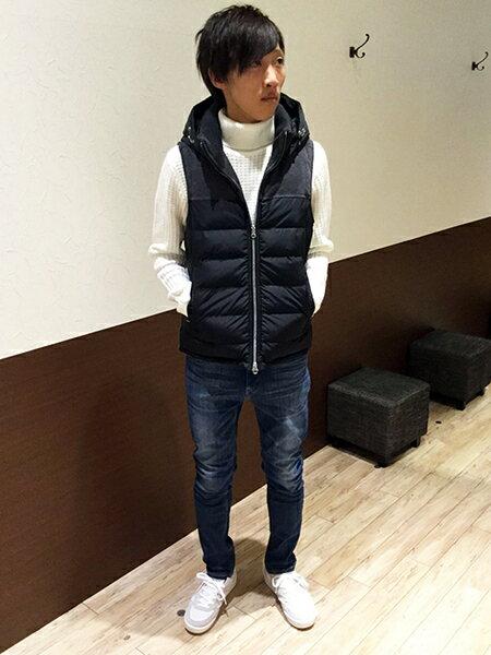 ikka コート/ジャケットのコーディネート