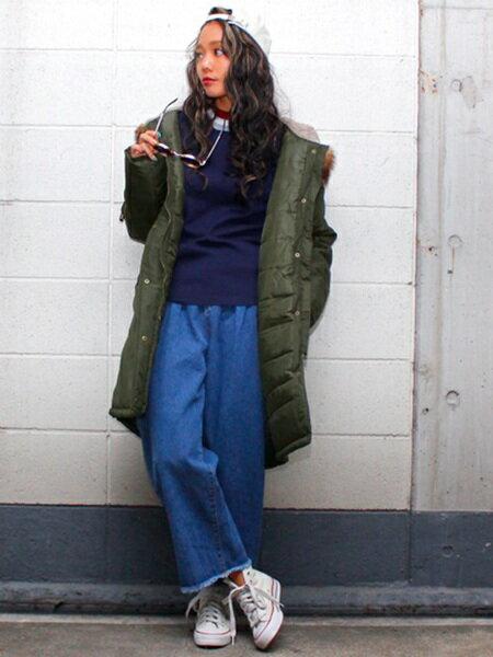 ANAP コート/ジャケットのコーディネート