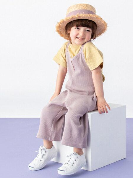 NARUMIYA ONLINEさんのキッズカットソー「肩ストラップ4分袖T」を使ったコーディネートを紹介します。 ファッション通販楽天ブランドアベニュー(旧スタイライフ Stylife)32000