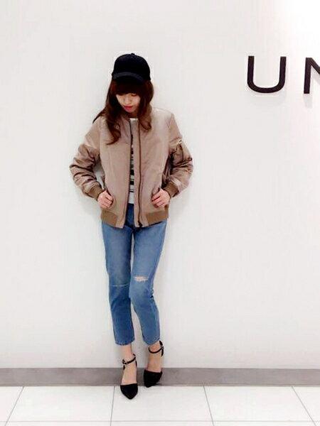 UNRELISH コート/ジャケットのコーディネート