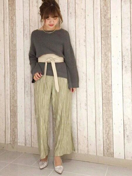 UNRELISH ファッショングッズのコーディネート