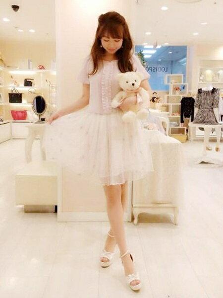 LODISPOTTOさんのシャツ/ブラウスその他「Princess Creamブラウス /mille fille closet」を使ったコーディネートを紹介します。|ファッション通販楽天ブランドアベニュー(旧スタイライフ Stylife)21292