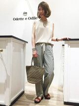 Odette e Odileのコーディネート