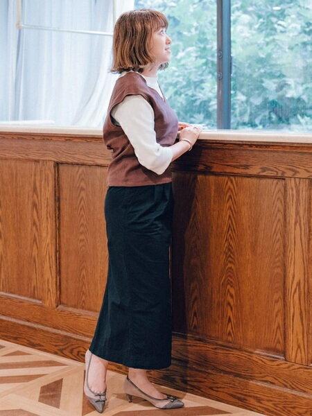 Odette e Odileさんの「」を使ったコーディネートを紹介します。|ファッション通販楽天ブランドアベニュー(旧スタイライフ Stylife)12142