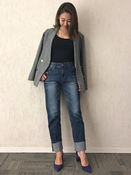 M.deux コート/ジャケットのコーディネート