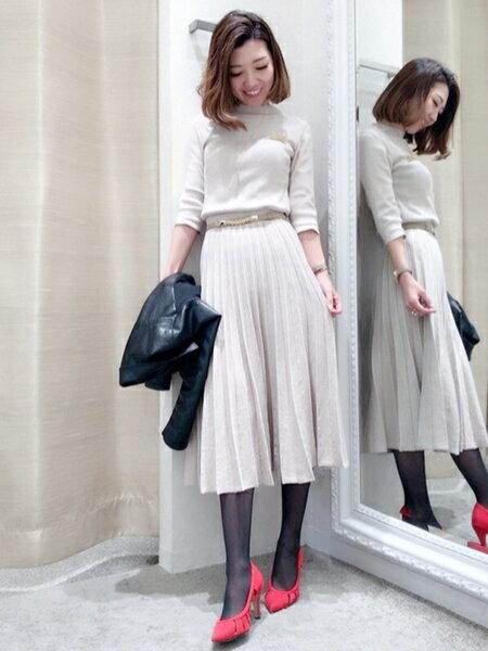M.deuxさんの「」を使ったコーディネートを紹介します。|ファッション通販楽天ブランドアベニュー(旧スタイライフ Stylife)15496