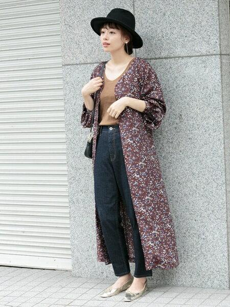 Sonny Labelのマムデニムを使ったコーディネートを紹介します。 Rakuten Fashion(楽天ファッション/旧楽天ブランドアベニュー)41113
