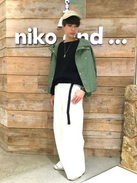 niko and ...のコーディネート