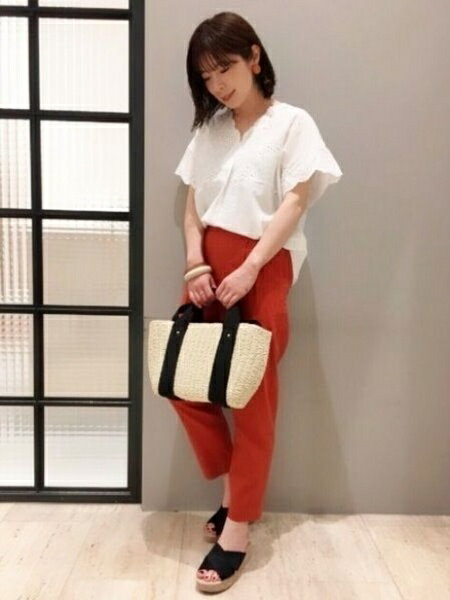 LEPSIMのコーディネートを紹介します。|Rakuten Fashion(楽天ファッション/旧楽天ブランドアベニュー)35272