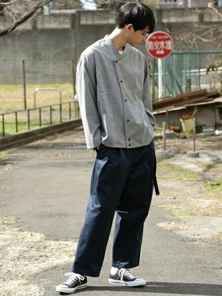 JUNRedさんのベルト「G.Iゲバルトテープベルト」を使ったコーディネートを紹介します。|ファッション通販楽天ブランドアベニュー(旧スタイライフ Stylife)20973