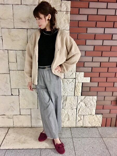 INGNIさんの「」を使ったコーディネートを紹介します。|ファッション通販楽天ブランドアベニュー(旧スタイライフ Stylife)14073