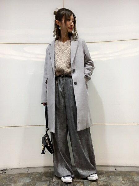 INGNIさんの「」を使ったコーディネートを紹介します。|ファッション通販楽天ブランドアベニュー(旧スタイライフ Stylife)14237