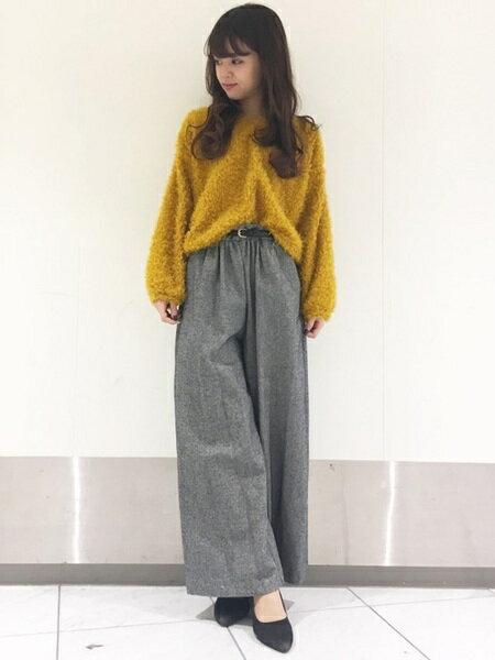 INGNIさんの「」を使ったコーディネートを紹介します。|ファッション通販楽天ブランドアベニュー(旧スタイライフ Stylife)15232