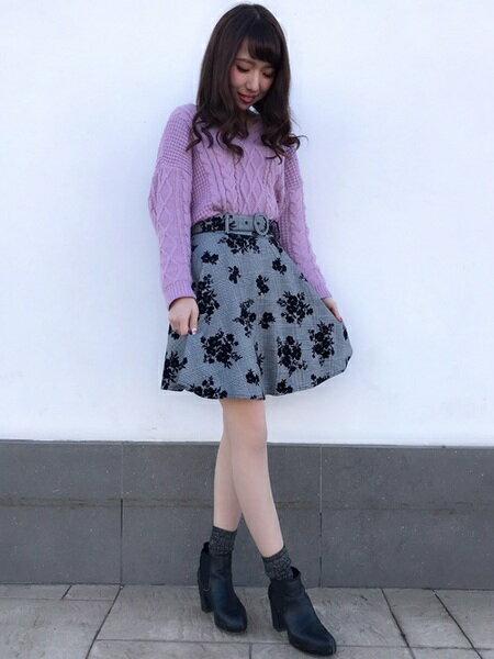 INGNIのコーディネートを紹介します。|Rakuten Fashion(楽天ファッション/旧楽天ブランドアベニュー)16683