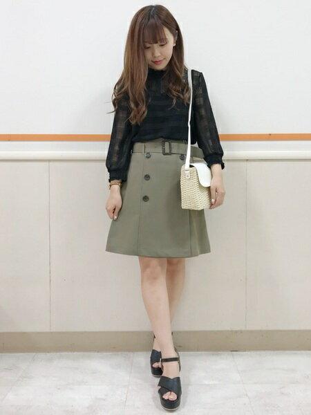 INGNIのコーディネートを紹介します。|Rakuten Fashion(楽天ファッション/旧楽天ブランドアベニュー)20496