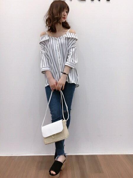 INGNIのコーディネートを紹介します。|Rakuten Fashion(楽天ファッション/旧楽天ブランドアベニュー)20797