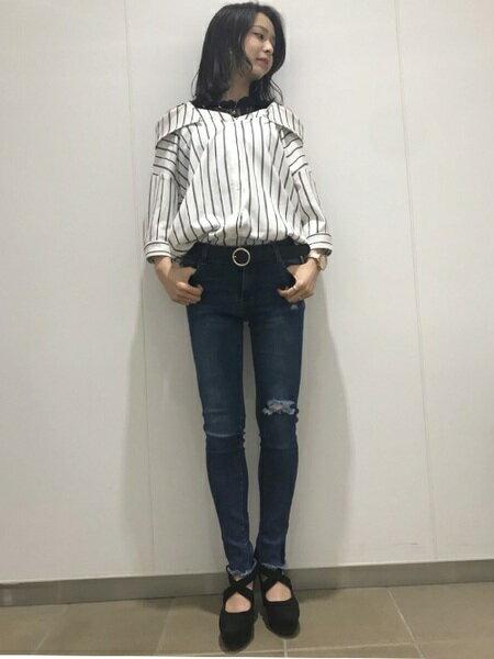 INGNIのコーディネートを紹介します。|Rakuten Fashion(楽天ファッション/旧楽天ブランドアベニュー)21056