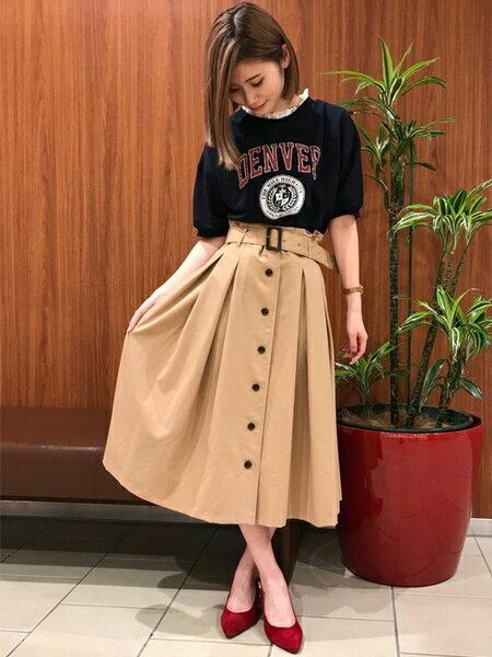 INGNIのコーディネートを紹介します。|Rakuten Fashion(楽天ファッション/旧楽天ブランドアベニュー)21382