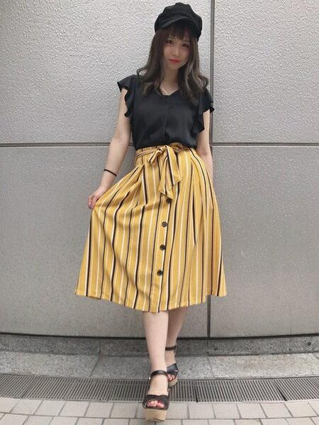INGNIのコーディネートを紹介します。|Rakuten Fashion(楽天ファッション/旧楽天ブランドアベニュー)22435