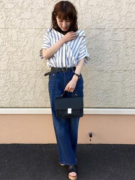 INGNIのコーディネートを紹介します。 Rakuten Fashion(楽天ファッション/旧楽天ブランドアベニュー)22690