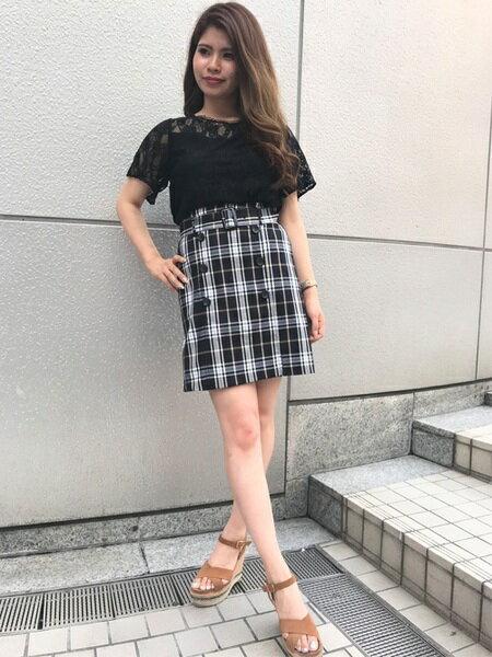 INGNIのコーディネートを紹介します。|Rakuten Fashion(楽天ファッション/旧楽天ブランドアベニュー)22707