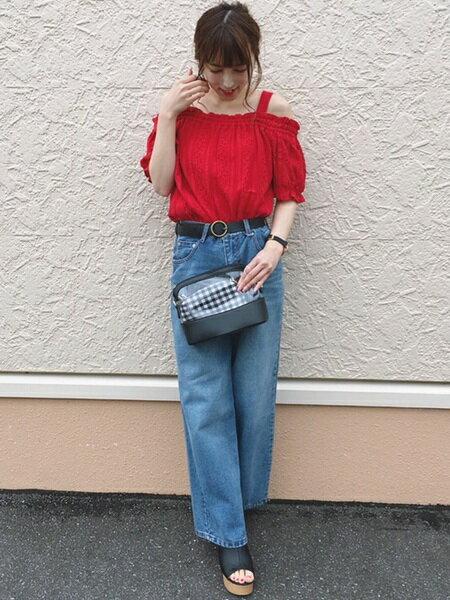 INGNIのコーディネートを紹介します。|Rakuten Fashion(楽天ファッション/旧楽天ブランドアベニュー)23346