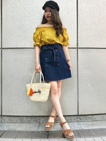 INGNIのコーディネートを紹介します。|Rakuten Fashion(楽天ファッション/旧楽天ブランドアベニュー)23363