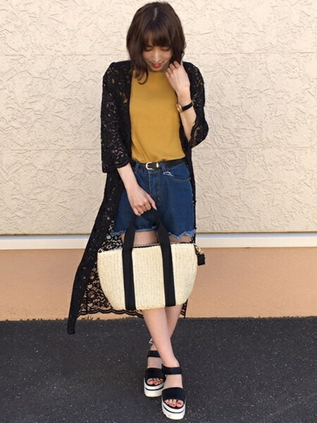 INGNIのコーディネートを紹介します。|Rakuten Fashion(楽天ファッション/旧楽天ブランドアベニュー)23534