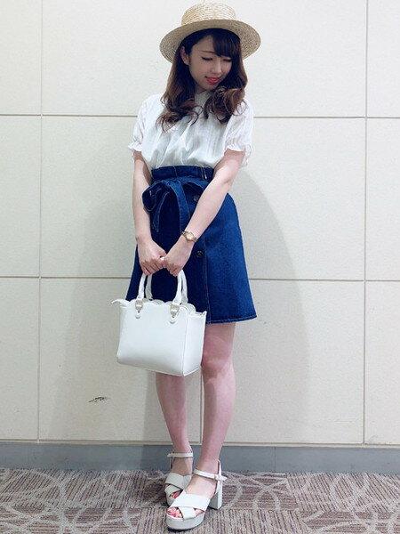 INGNIのコーディネートを紹介します。|Rakuten Fashion(楽天ファッション/旧楽天ブランドアベニュー)24216