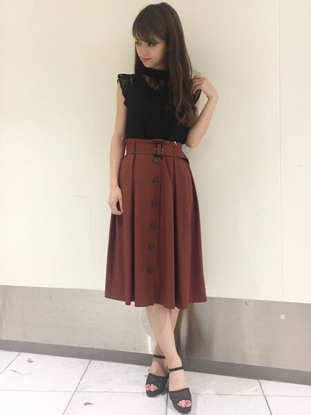 INGNIのコーディネートを紹介します。|Rakuten Fashion(楽天ファッション/旧楽天ブランドアベニュー)24272